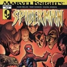 Cómics: MARVEL KNIGHTS SPIDERMAN 9 PANINI.. Lote 209561406