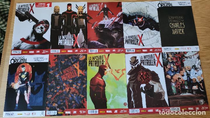 Cómics: La Imposible Patrulla-X (13-18+21-40+46), de Panini Comics (Etapa Brian Michael Bendis Completa) - Foto 2 - 209604963