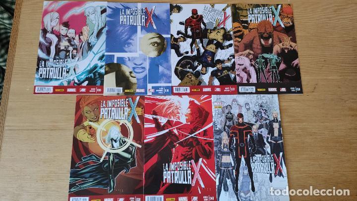 Cómics: La Imposible Patrulla-X (13-18+21-40+46), de Panini Comics (Etapa Brian Michael Bendis Completa) - Foto 3 - 209604963