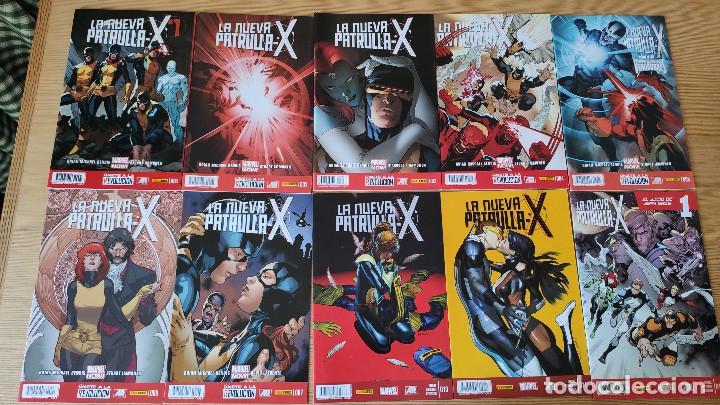 LA NUEVA PATRULLA-X (1-7+10-29), DE PANINI COMICS (ETAPA BRIAN MICHAEL BENDIS COMPLETA) (Tebeos y Comics - Panini - Marvel Comic)