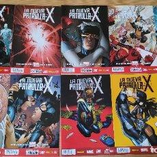 Cómics: LA NUEVA PATRULLA-X (1-7+10-29), DE PANINI COMICS (ETAPA BRIAN MICHAEL BENDIS COMPLETA). Lote 209607836