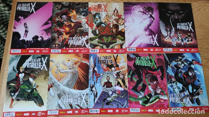 Cómics: La Nueva Patrulla-X (1-7+10-29), de Panini Comics (Etapa Brian Michael Bendis Completa) - Foto 2 - 209607836