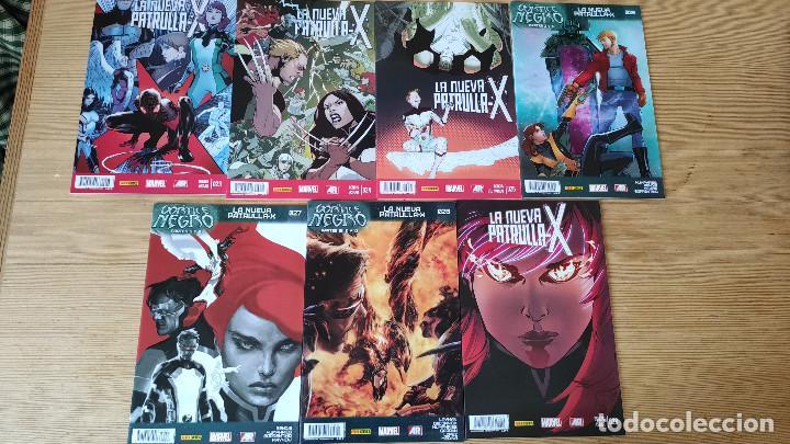 Cómics: La Nueva Patrulla-X (1-7+10-29), de Panini Comics (Etapa Brian Michael Bendis Completa) - Foto 3 - 209607836