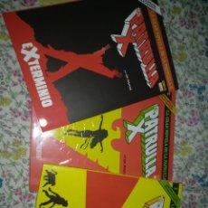 Comics : LA GRAN NOVELA DE LA PATRULLA X COMPLETA. Lote 209615655