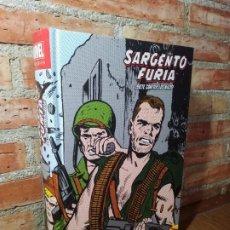 Cómics: SARGENTO FURIA 1 MARVEL LIMITED EDITION PANINI -AGOTADO Y DESCATALOGADO - IMPECABLE. Lote 218261457