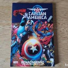Cómics: CAPITÁN AMÉRICA: RENACIMIENTO, DE PANINI COMICS (ED BRUBAKER & BRYAN HITCH). Lote 210054363