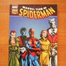 Cómics: MARVEL TEAM-UP SPIDERMAN Nº 19 - MARVEL GOLD - UN MOMENTO DE SILENCIO - PANINI (BV). Lote 210088691