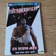 Cómics: THUNDERBOLTS VOL 3, EL NUEVO JEFE, DE PANINI COMICS (JEFF PARKER). Lote 210142366