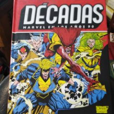 Cómics: DÉCADAS MARVEL EN LOS AÑOS 90-LA X-PLOSION MUTANTE,MARVEL PANINI COMICS,NUEVO SIN LEER. Lote 210216096