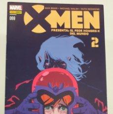 Cómics: X-MEN VOL 4 Nº 69 : PRESENTA : EL PEOR HOMBRE-X DEL MUNDO / MARVEL - PANINI. Lote 210285605