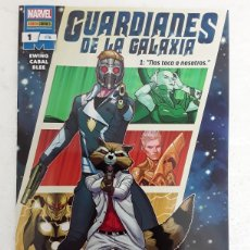 Cómics: GUARDIANES DE LA GALAXIA 1 / 76 (GRAPA) - EWING, CABAL, BLEE - PANINI / MARVEL. Lote 210286097