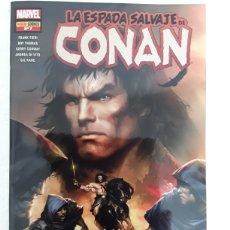 Cómics: LA ESPADA SALVAJE DE CONAN 7 - TIERI, THOMAS, CONWAY, DI VITO, KANE - PANINI / MARVEL. Lote 210286297