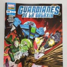 Cómics: GUARDIANES DE LA GALAXIA VOL 2 Nº 11 / 74 - MARVEL - PANINI. Lote 210287158