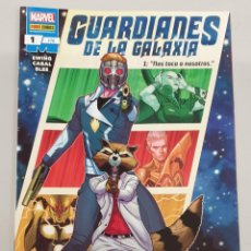 Cómics: GUARDIANES DE LA GALAXIA VOL 3 Nº 1 / 76 - MARVEL - PANINI. Lote 210287515