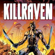 Cómics: 100% MARVEL HC. KILLRAVEN DE ALAN DAVIS. Lote 210427158