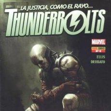 Cómics: LA JUSTICIA COMO EL RAYO...THUNDERBOLTS 6. Lote 210536645