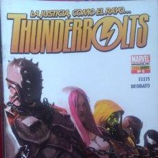 Cómics: LA JUSTICIA COMO EL RAYO...THUNDERBOLTS 5. Lote 210536865