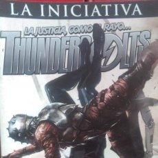 Cómics: LA JUSTICIA COMO EL RAYO...THUNDERBOLTS 6. Lote 210536906