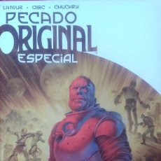 Cómics: PECADO ORIGINAL ESPECIAL. Lote 210536957