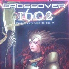 Cómics: CROSSOVER 1602-ANGELA CAZADORA DE BRUJAS. Lote 210537018