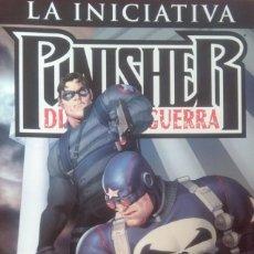 Cómics: PUNISHER DIARIO DE GUERRA 9. Lote 210537102