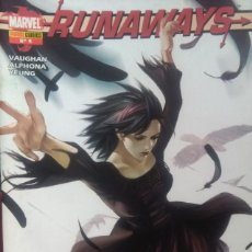 Cómics: RUNNAWAYS 4. Lote 210537270