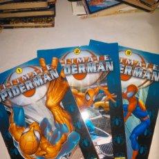 Cómics: COMICS 1,2,3 ULTIMATE SPIDERMAN - PANINI REVISTAS. Lote 210542742
