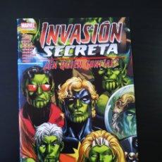 Cómics: EXCELENTE ESTADO INVASION SECRETA EN QUIEN CONFIAS PANINI COMICS. Lote 210559410