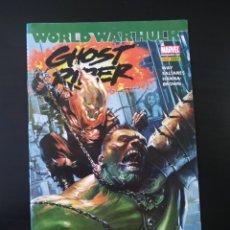 Cómics: EXCELENTE ESTADO WORLD WAR HULK GHOST RIDER PANINI COMICS. Lote 210559863