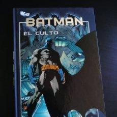 Comics : DE KIOSCO BATMAN 17 EL CULTO PANINI COMICS. Lote 210642920