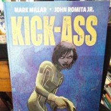 Cómics: KICK-ASS-LA CHICA NUEVA-LIBRO 1,EVOLUTION COMICS,PANINI,NUEVO,MARK MILLAR,JOHN ROMITA JR,. Lote 210658462