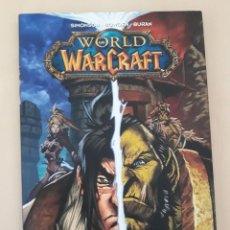 Cómics: WORLD OF WARCRAFT - VIENTOS DE GUERRA - PANINI. Lote 210779727