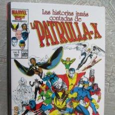 Cómics: LAS HISTORIAS JAMÁS CONTADAS DE LA PATRULLA-X - TOMO 1 - MARVEL - PANINI 2019 - NUEVO.. Lote 210786912