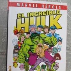 Cómics: EL INCREÍBLE HULK - UN MONSTRUO ENTRE NOSOTROS - MARVEL PANINI 2015 - NUEVO.. Lote 210788402