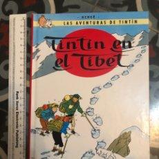 Cómics: TINTIN EN EL TIBER CARTONE HERGÉ CASTERMAN CASTELLANO PANINI. Lote 210789385