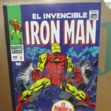 Cómics: EL INVENCIBLE IRON MAN / Nº 2 POR LA FUERZA DE LAS ARMAS - OMNIGOLD - MARVEL / PANINI. Lote 210946004