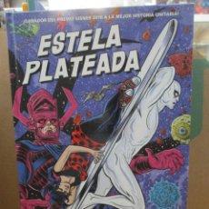 Cómics: ESTELA PLATEADA / SIVER SURFER / PREMIO EISNER - OMNIGOLD - MARVEL / PANINI. Lote 210946577