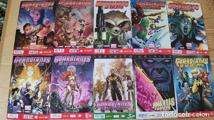 GUARDIANES DE LA GALAXIA (01-53), DE PANINI COMICS (ETAPA BRIAN MICHAEL BENDIS COMPLETA) (Tebeos y Comics - Panini - Marvel Comic)