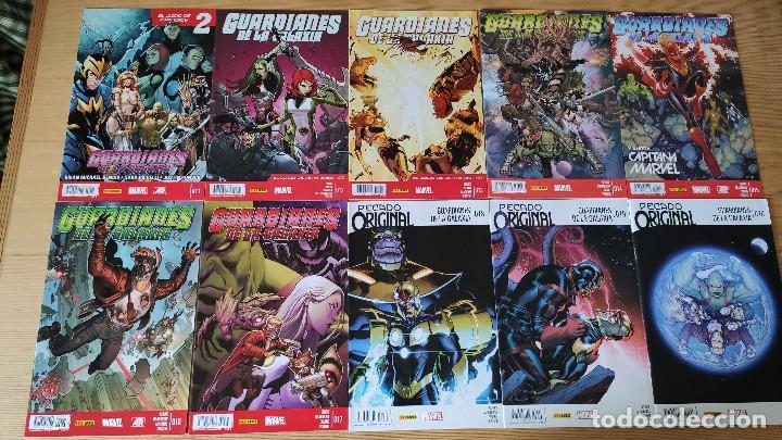 Cómics: Guardianes de la Galaxia (01-53), de Panini Comics (Etapa Brian Michael Bendis Completa) - Foto 2 - 210948095