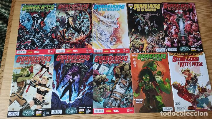 Cómics: Guardianes de la Galaxia (01-53), de Panini Comics (Etapa Brian Michael Bendis Completa) - Foto 3 - 210948095