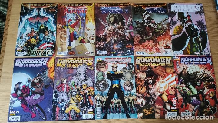 Cómics: Guardianes de la Galaxia (01-53), de Panini Comics (Etapa Brian Michael Bendis Completa) - Foto 4 - 210948095