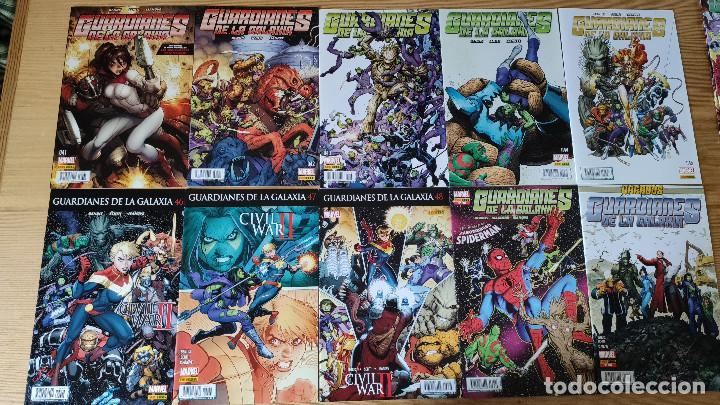 Cómics: Guardianes de la Galaxia (01-53), de Panini Comics (Etapa Brian Michael Bendis Completa) - Foto 5 - 210948095