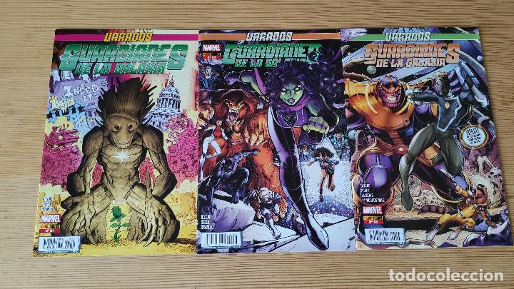 Cómics: Guardianes de la Galaxia (01-53), de Panini Comics (Etapa Brian Michael Bendis Completa) - Foto 6 - 210948095