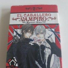Cómics: EL CABALLERO VAMPIRO Nº 2 - MATSURI HINO. Lote 211447559