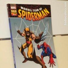 Fumetti: MARVEL TEAM-UP SPIDERMAN VOL. 2 Nº 14 OLORES Y SENTIDOS - PANINI. Lote 211456094