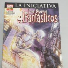 Cómics: LOS 4 FANTASTICOS VOL 7 Nº 3 / MARVEL PANINI - NUEVOS - INICIATIVA. Lote 211459057
