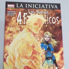 Cómics: LOS 4 FANTASTICOS VOL 7 Nº 4 / MARVEL PANINI - NUEVOS - INICIATIVA. Lote 211459070