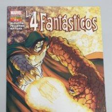 Cómics: LOS 4 FANTASTICOS VOL 7 Nº 8 / MARVEL PANINI. Lote 211459156