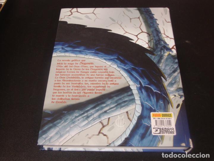 Cómics: Dragonero Origenes Pequeña rozadura foto adicional - Foto 2 - 211499725