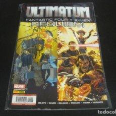 Comics : ULTIMATUM REQUIEM. Lote 211502516